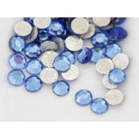 ss12 Plakanie akmeņi Sapphire (30gab.)