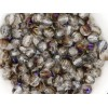 6mm Apaļa Melon Beads Crystal Azuro 30gab.