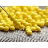 3x5mm UP Rondo Yellow 50gab.