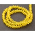 3x5mm UP Rondo Yellow 50gab.