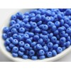 4x2mm Rondo Powder Blue 100gab.
