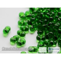 3x6.5mm Farfalle Chrysolite Green (25g)