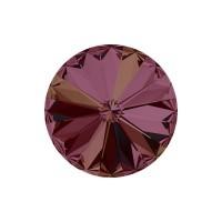 SWAROVSKI 1122 12mm Rivoli Fancy Stone Crystal Lilac Shadow F 2gab.