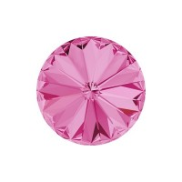 SWAROVSKI 1122 12mm Rivoli Fancy Stone Rose F 2gab.