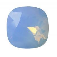 SWAROVSKI 4470 12mm Cushion Fancy Stone Air Blue Opal F 1gab.