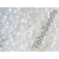 6/0 Toho Ceylon Snowflake White 06-141 (10g)