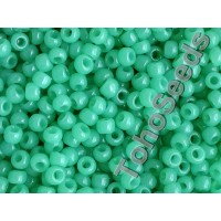 6/0 Toho Ceylon Jade Green 06-156 (10g)