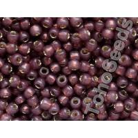 6/0 Toho Silver Line Milky Nutmeg 06-2114 (10g)