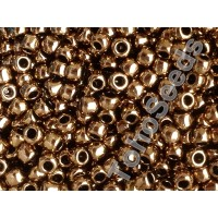 6/0 Toho Metallic Bronze 06-221 (10g)