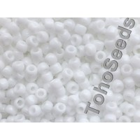 6/0 Toho Opaque White 06-41 (10g)