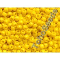 6/0 Toho Opaque Sunshine Yellow 06-42B (10g)