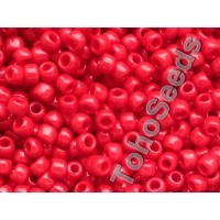 6/0 Toho Opaque Pepper Red 06-45 (10g)