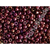 6/0 Toho Higher Metallic Amethyst 06-502 (10g)