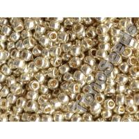 6/0 Toho Permanent Finish Galvanized Aluminum 06-PF558 (10g)