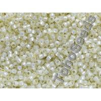 11/0 Toho Silver Lined Milky Jonquil 11-2125 (10g)