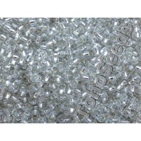 11/0 Toho Silver lined Crystal 11-21 (10g)