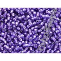 11/0 Toho Silver Lined Purple 11-2224 (10g)