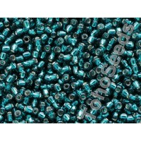 11/0 Toho Silver lined Teal 11-27BD (10g)