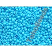 11/0 Toho Opaque Blue Turquoise 11-43 (10g)