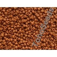 11/0 Toho Opaque Matte Terra Cotta 11-46LF (10g)
