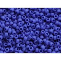 11/0 Toho Opaque Matte Navy Blue 11-48F (10g)