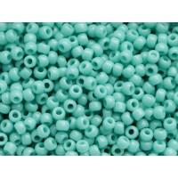 11/0 Toho Opaque Turquoise Green 11-55 (10g)