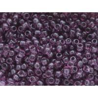 11/0 Toho Transparent Med Amethyst 11-6B (10g)