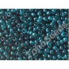 11/0 Toho Transparent Capri Blue 11-7BD (10g)