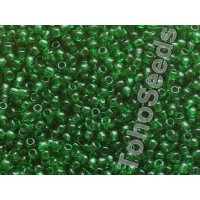 11/0 Toho Transparent Grass Green 11-7B (10g)