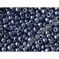 11/0 Toho Metallic Hematite 11-81 (10g)