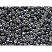 11/0 Toho Permanent Finish Galvanized Gunmetal Gray 11-PF568 (10g)