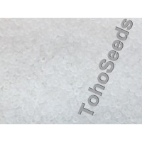 15/0 Toho Transparent Frosted Crystal 15-1F (5g)