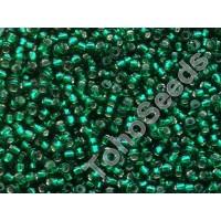 15/0 Toho Silver lined Green Emerald 15-36 (5g)