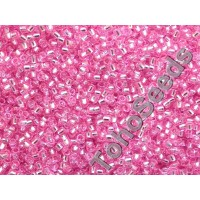 15/0 Toho Silver Lined Pink 15-38 (5g)