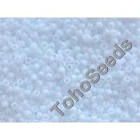 15/0 Toho Opaque White 15-41 (5g)