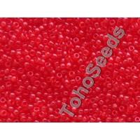 15/0 Toho Transparent Siam Ruby 15-5B (5g)