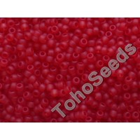 15/0 Toho Transparent Matte Ruby 15-5CF (5g)