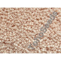 15/0 Toho Opaque Pastel Frosted Apricot 15-763 (5g)