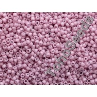 15/0 Toho Opaque Pastel Frosted Plumeria 15-765 (5g)