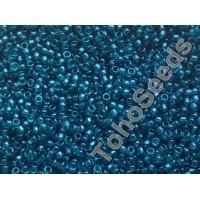 15/0 Toho Transparent Teal 15-7BD (5g)