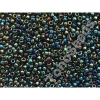 15/0 Toho Metallic Iris Green Brown 15-84 (5g)