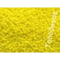 15/0 Toho Opaque Dandelion Yellow 15-42 (5g)