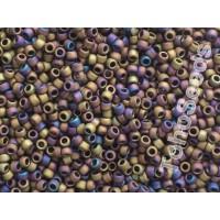 15/0 Toho Matte Metallic Iris Purple 15-615 (5g)