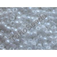 8/0 Toho Opaque Lustered White 08-121 (10g)