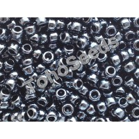 8/0 Toho Metallic Hematite 08-81 (10g)