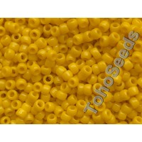 8/0 Toho Opaque Sunshine Yellow 08-42B (10g)