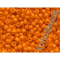 8/0 Toho Opaque Orange 08-42D (10g)