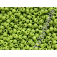 8/0 Toho Opaque Apple Green 08-44 (10g)