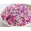 08/0 Toho Silver Lined Milky Mix Pink Rose (10g)