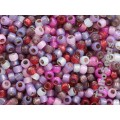 08/0 Toho Silver Lined Milky Mix Pink Lavender (10g)